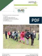 Raport Team Building SWS 6-7 aprilie 2013
