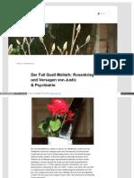 Folter - Der Fall Gustl Mollath - Teil 1 - Rosenkrieg Und Versagen Von Justiz & Psychiatrie - Gabrielewolff 2012-01