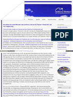 Chemtrails Sind Real - Informationen Rund Um Die Themen Chemtrails Und Geo-Engineering - Sauberer_himmel_de