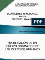 Desarrollo Jurisprudencial de Los Derechos Humanos