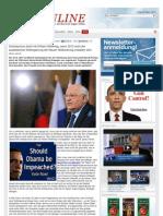 NWO Komunismus - Gorbatschow Droht Mit Drittem Weltkrieg, Wenn 2012 Nicht Die Sozialistische Weltregierung Der Neuen Weltordnung Installiert Wird - Info-kopp-Verlag-De