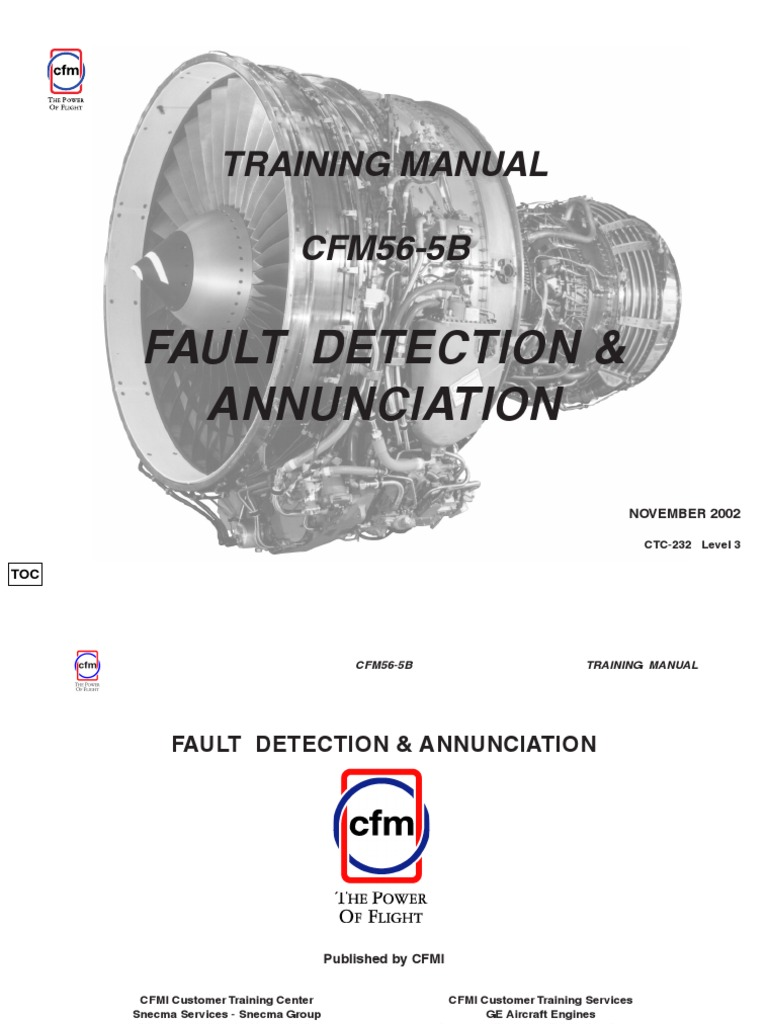 cfm56-5b training manual pdf