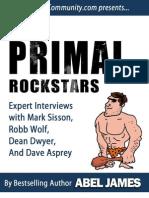 The Primal Rockstars - By Abel James