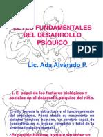 Leyes Fundamentales Del Desarrollo Psiquico