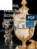 Clocks, Watches & Scientific Instruments | Skinner Auction 2652M