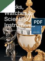 Clocks, Watches & Scientific Instruments   Skinner Auction 2652M