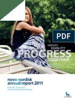 Novo Nordisk AR 2011 En