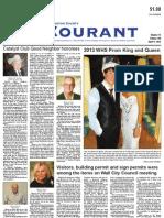 Pennington Co. Courant - Thursday, April 11, 2013