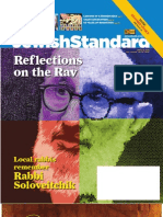 New Jersey Jewish Standard - April 12, 2013 issue