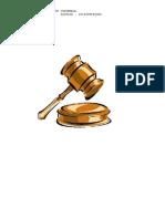 Derecho Penal Contenido