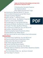 Kindle & E-Book Roundup (4/10)