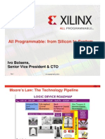 Semicon2012 Keynote - FPGAs Xilinx