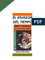 JDG1, El Invasor Del Tiempo - Harry Harrison