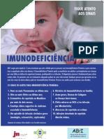 Sinais imunodeficiencias