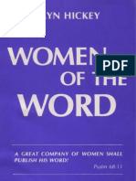 88661228 Women of the Word Marilyn Hickey