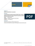 How to Perform SAP BI-BO Connectivity