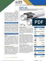 Gts-65 Pds - Spanish