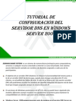37817925 Tutorial de Instalacion de DNS en Windows Server 2008