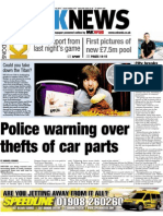 MK News Front Page 10th April 2013