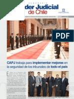 Boletín Iinformativo N° 25 del Poder Judicial