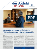 Boletín Informativo N° 26 del Poder Judicial
