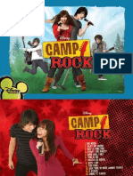 Digital Booklet - Camp Rock (Music From the Disney Channel Original Movie)