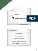 MKT - Clase 09 Marketing de Servicios