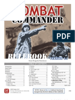 Combat Commander Europe Rules