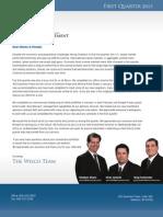 Wisco 1Q2013 Newsletter