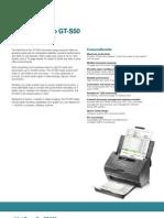 Epson Gts50 Sl