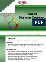 Taller Disciplina Operativa