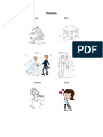 Ejemplos de Sinonomia, Polisemia, Antonimia, Homografos