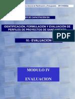 05 Guia Modulo IV - Evaluacion