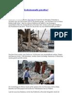 Iran Wieder Von Erdbebenwaffe Getroffen