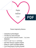 A Reading 1 Poetry Loves Science 5-31-12