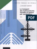 Transport Des Hydrocarbures Liquides Et Gazeux Par Canalisation