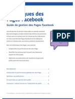 Guide de Gestion Des Pages Facebook