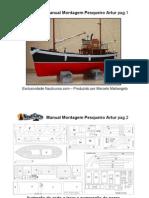 Manual Montagem Pesqueiro Artur