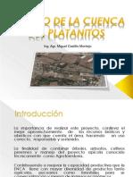Expo. Manejo Cuenca Platanitos 2012