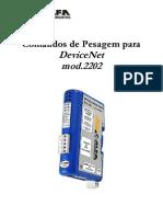 DeviceNet 2202 Manual
