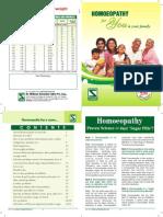 Schwabes Homeopathy 16p