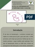 Seminaria de Pisicologia ( Metodo Mae Canguru)