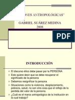 AXIOLOGÍA Y CULTURA UNIVERSITARIAantropología
