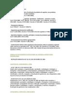 Conteúdo Programático - MAPA