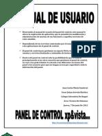 95955107 Manual de Panel de Control