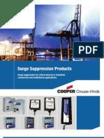 Surge Suppression Brochure