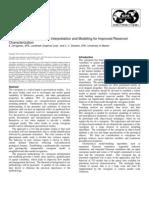 Methodology for Variogram Interpretation and Modeling for Improved Reservoir CharacterizationMetodologi Variogra,