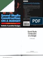 Sound Construction on a BUDGET [F.alton Everest]