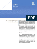 EIS Whitepaper LTE Advanced Future of Mobile Broadband 09 2009