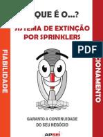 Folheto Sprinklers